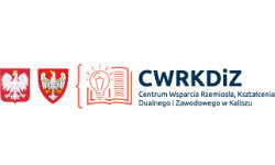 logo centrum wsparcia rzemiosła, kształcenia dualnego i zawodowego w kaliszu