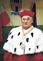 rektor Czesław Glinkowski