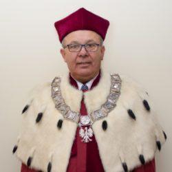 rektor Andrzej Wojtyła