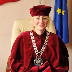 rektor Magdalena Pisarska-Krawczyk