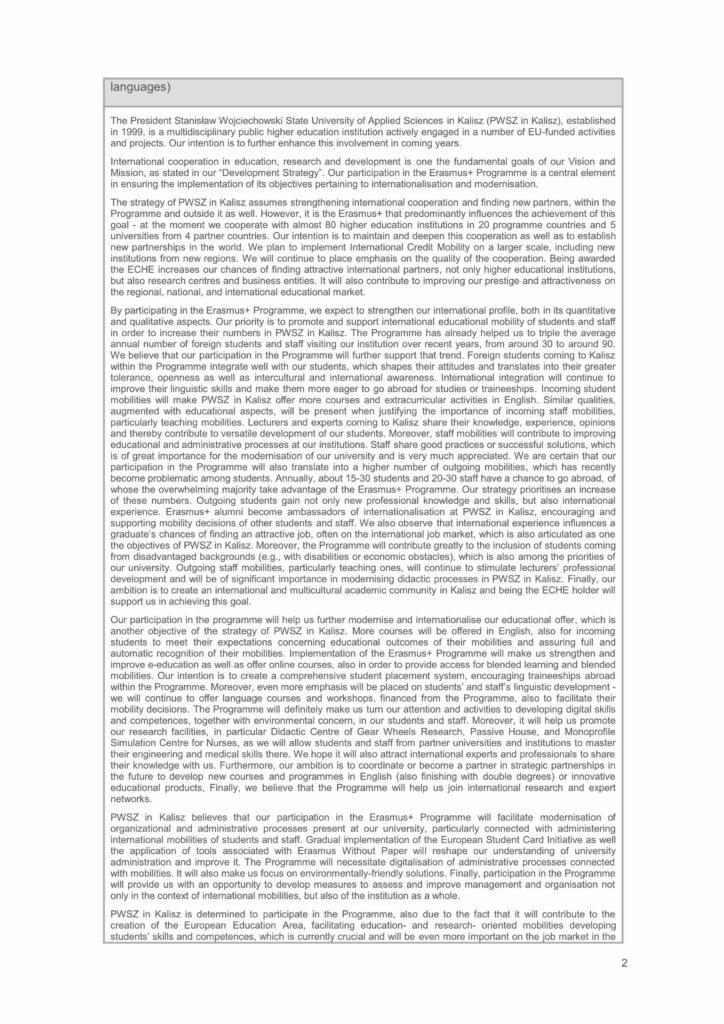 deklaracja polityki erasmus 2021-2027 strona 2