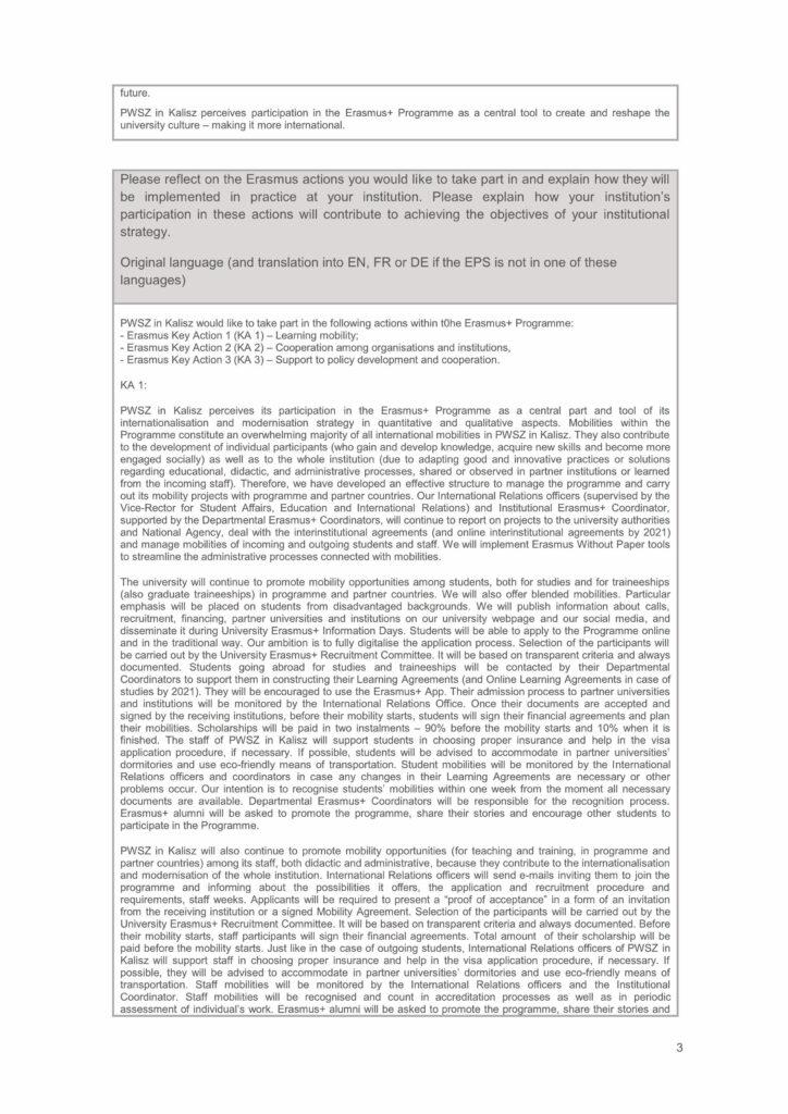 deklaracja polityki erasmus 2021-2027 strona 3