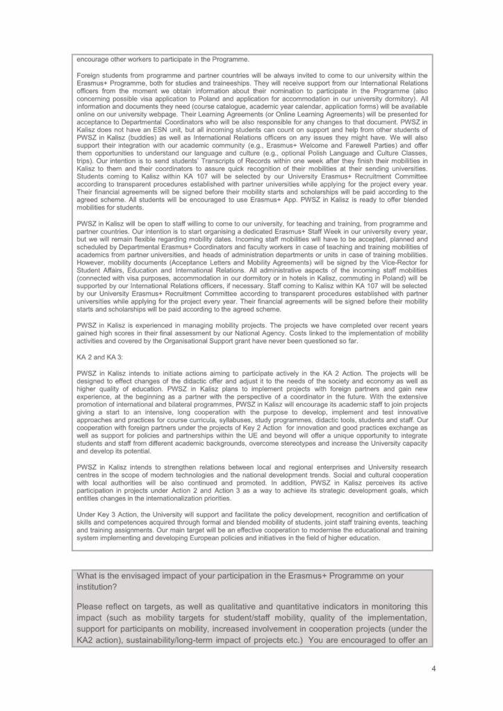deklaracja polityki erasmus 2021-2027 strona 4