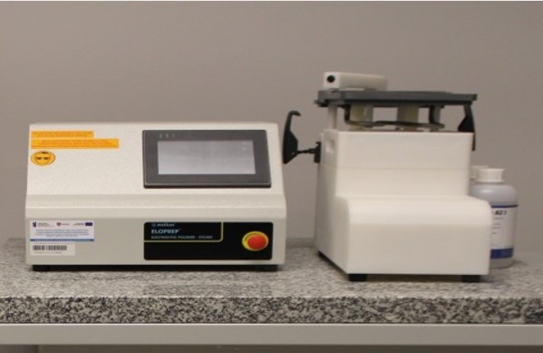 eloprep - Urządzenie do przygotowania zgładów metalograficznych firmy METKON, Turcja