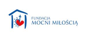 logo fundacji mocni miłością