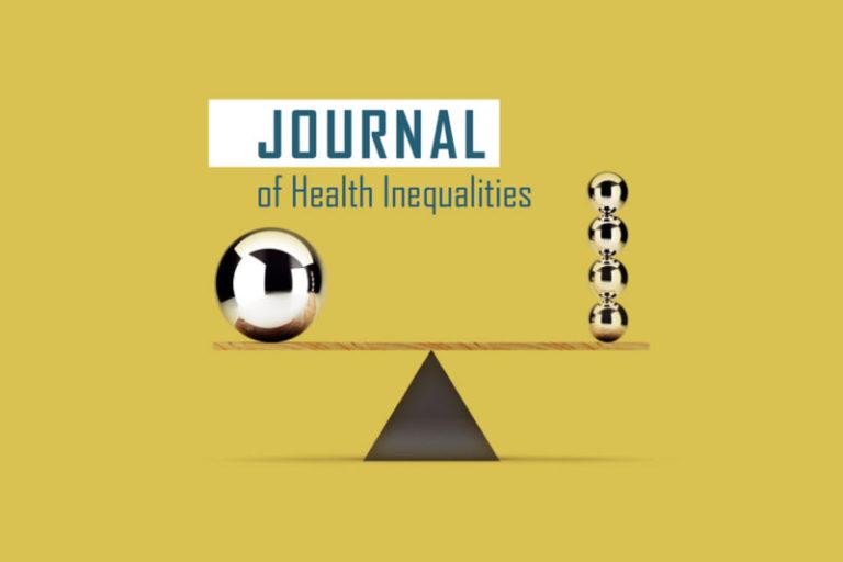 grafika journal of health inequalities