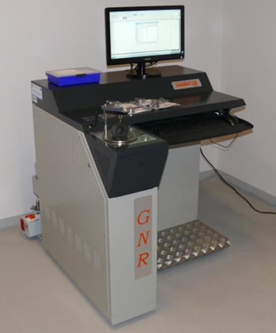 Optyczny spektroskop metalograficzny Metal Lab Plus (G.N.R.)