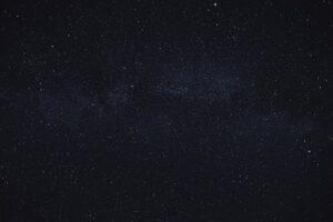 grafika kosmosu z gwiazdami