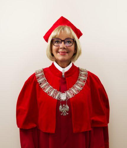 prorektor Akademii Kaliskiej Tatiana Manasterska