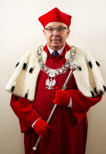 rektor Akademii Kaliskiej Andrzej Wojtyła
