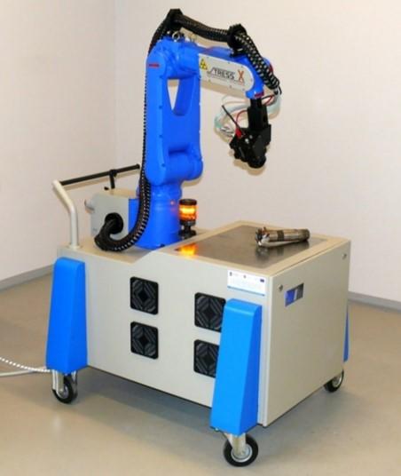 Mobilny analizator naprężeń resztkowych Stress X firmy (G.N.R.)
