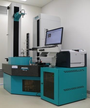 Specjalizowana czteroosiowa maszyna współrzędnościowa WGT 600 (Wenzel, Niemcy)