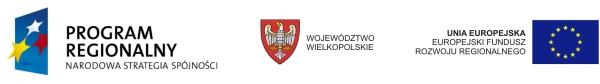 baner program regionalny, wojewdztwo wielkopolskie, unia europejska
