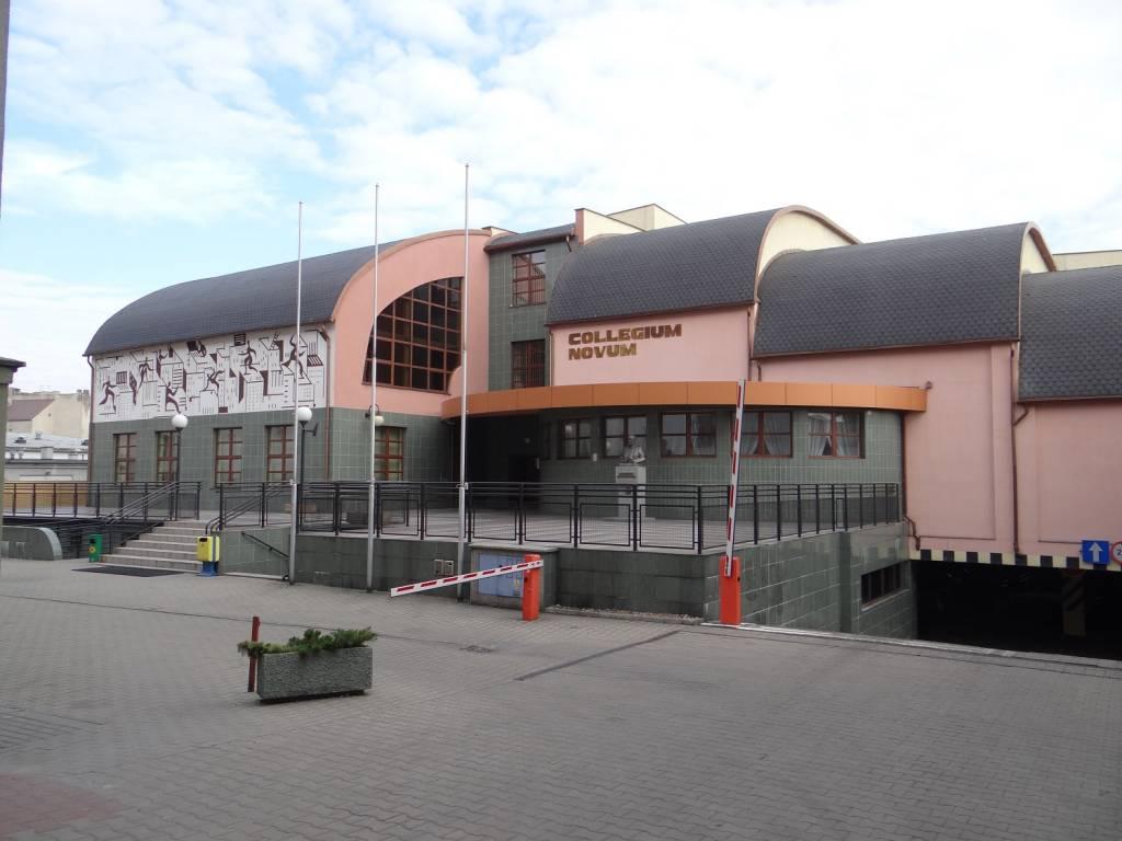 budynek collegium novum
