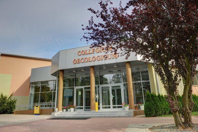 budynek collegium oecologicum