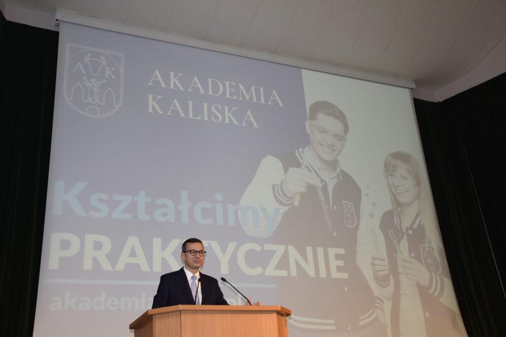 Premier w Akademii Kaliskiej-8