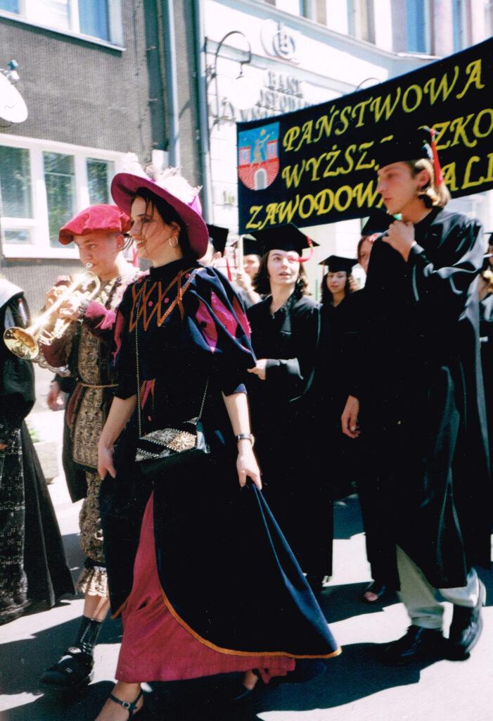 pierwsze juwenalia w roku 2000