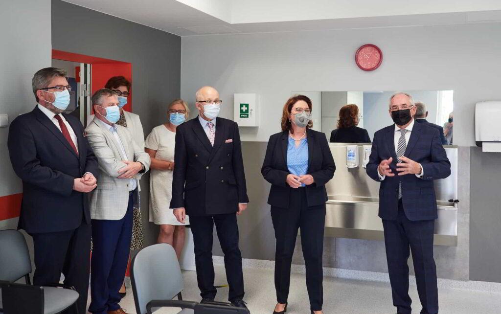 Prawnuczka patrona Akademii Kaliskiej odwiedziła uczelnię-9