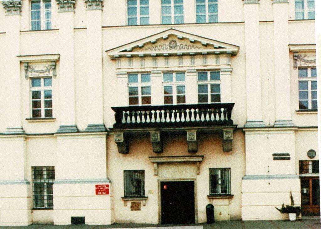 budynek wielkopolskiego urzędu wojewódzkiego delegatura w kaliszu