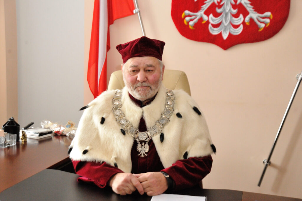 rektor Jan Chajda