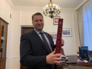 Minister Czarnek odwiedzi Akademię Kaliską-3