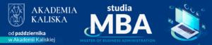 baner studia MBA