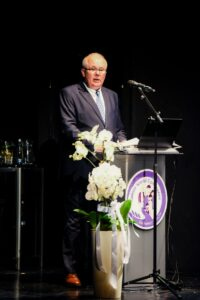 Rektor - światowa konferencja zdrowia i rodziny
