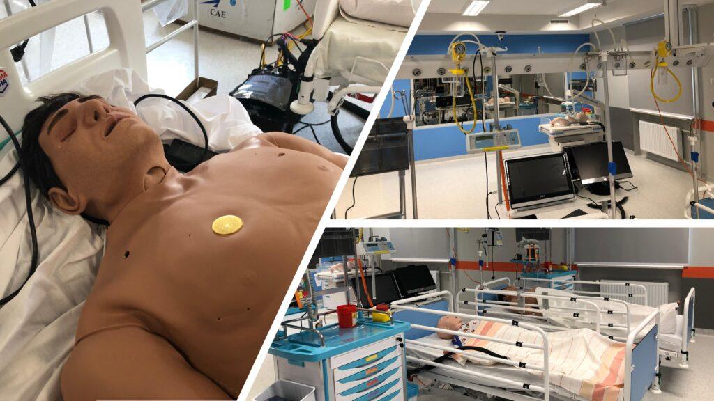 monoprofilowe centrum symulacji medycznej-2