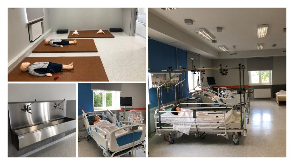 monoprofilowe centrum symulacji medycznej-1