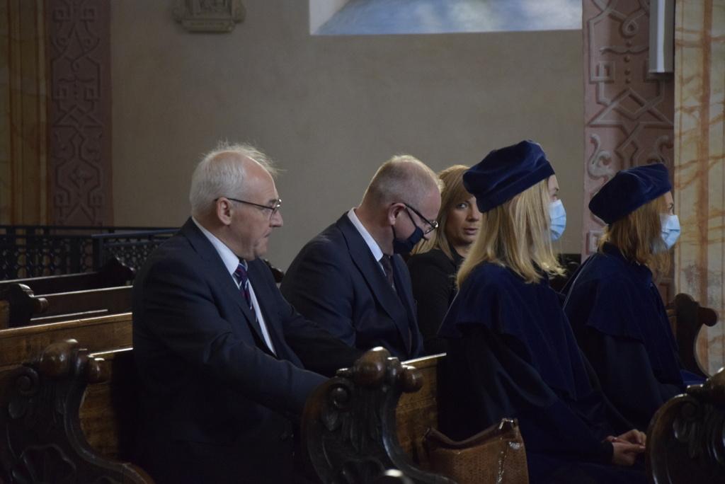 Inauguracja roku akademickiego 2021/2022-5