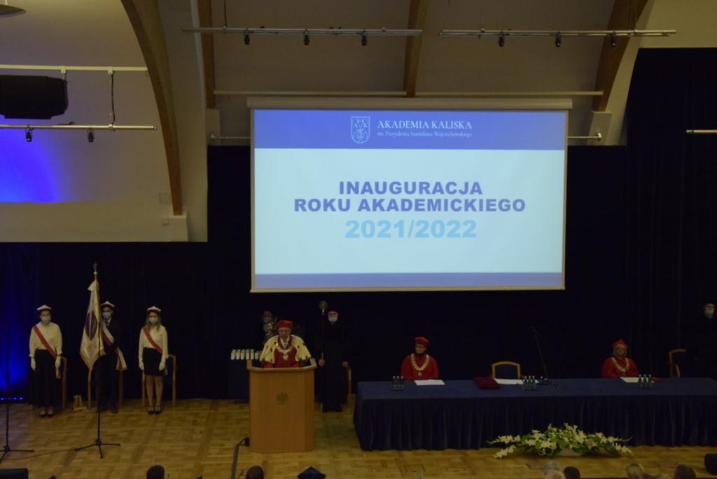 Inauguracja roku akademickiego 2021/2022-22